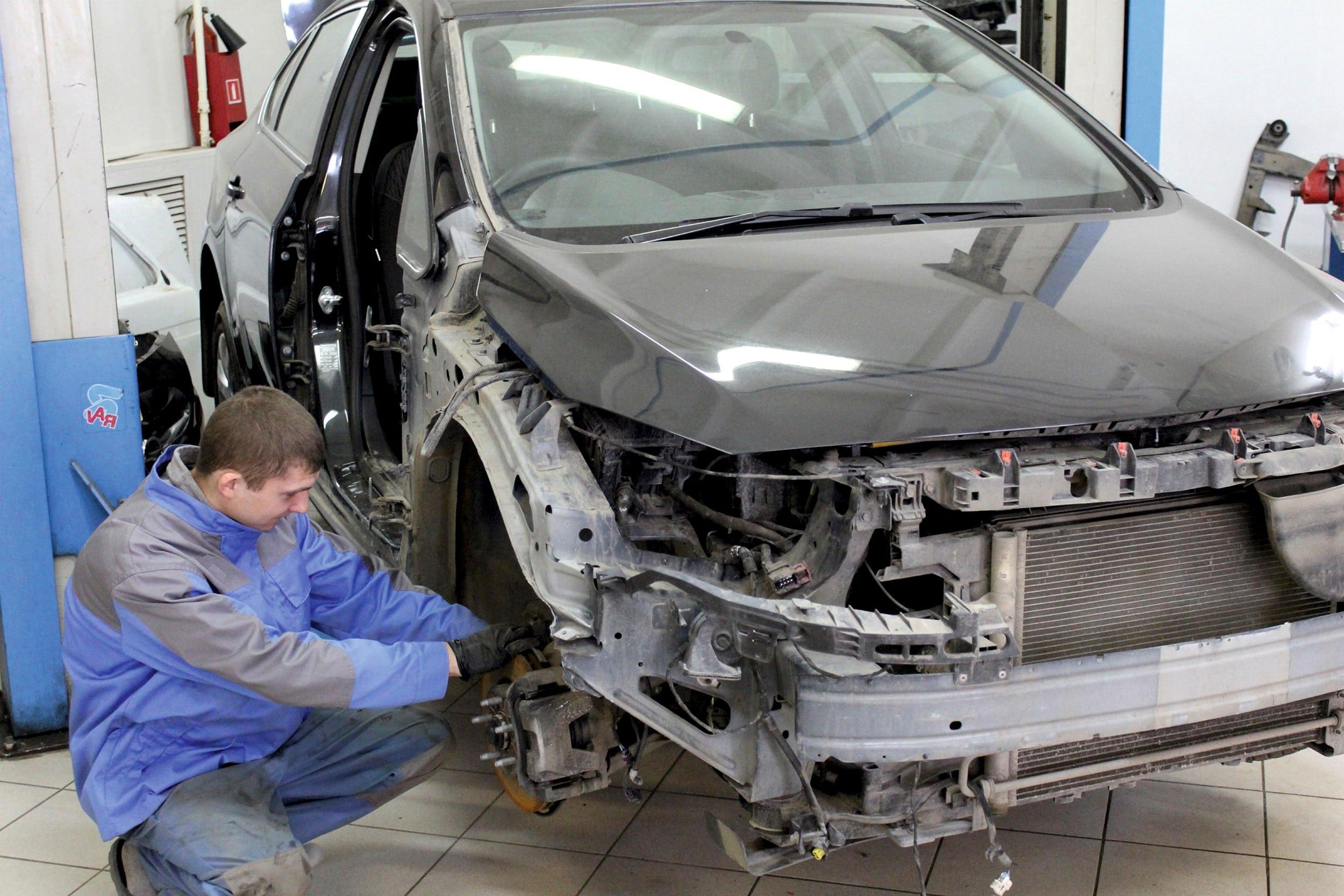 Ремонт кузова автомобиля своими руками, Кузовной ремонт своими руками, auto0bzor.ru