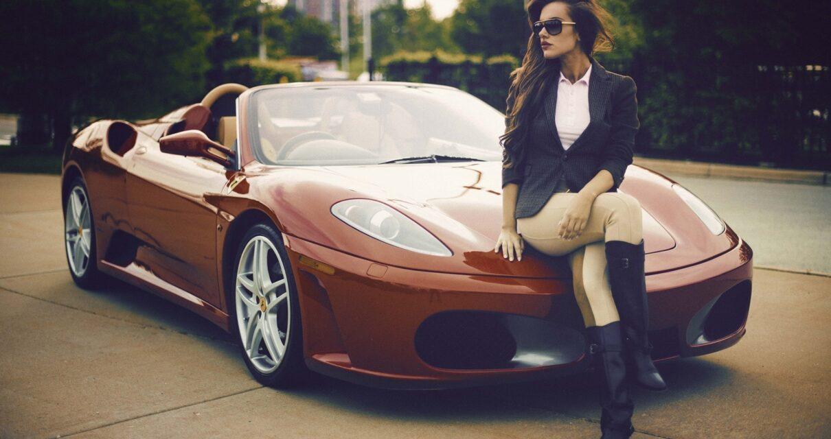 Как сделать красивые фото с автомобилем