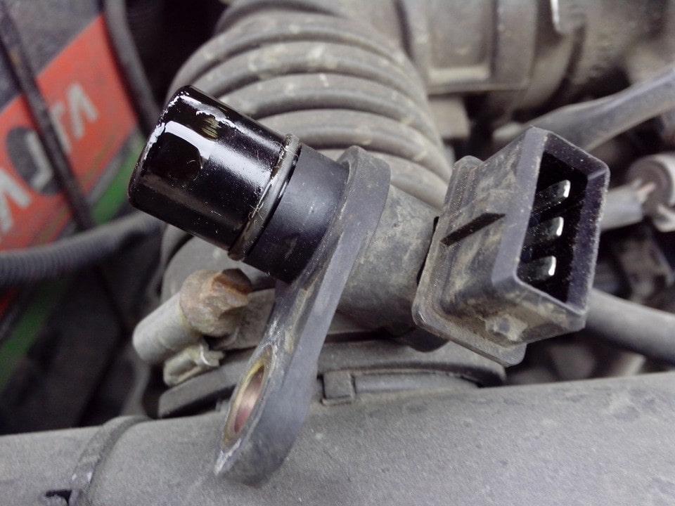как проверить датчик распредвала у автомобиля