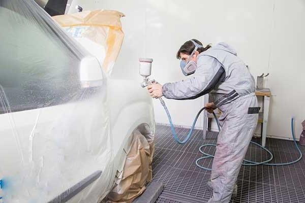 Ремонт повреждений кузова автомобиля, Виды кузовного ремонта автомобиля