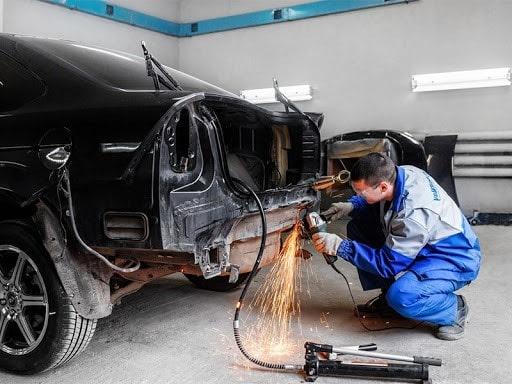Кузовной ремонт своими руками, Что нужно для ремонта кузова автомобиля