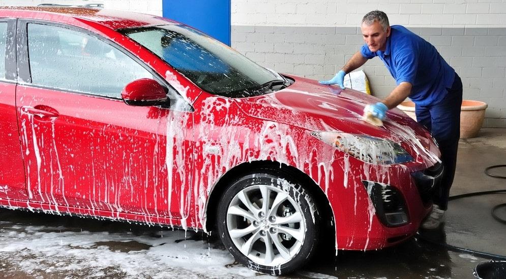 как правильно мыть машину, Тряпка для протирки авто после мойки