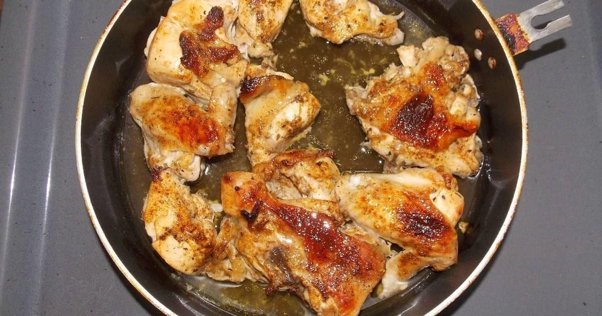 Простые блюда из курицы